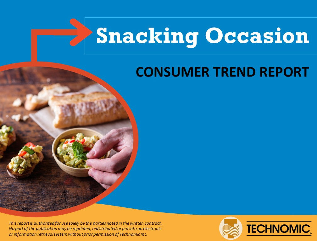 2016 Snacking Consumer Trend Report