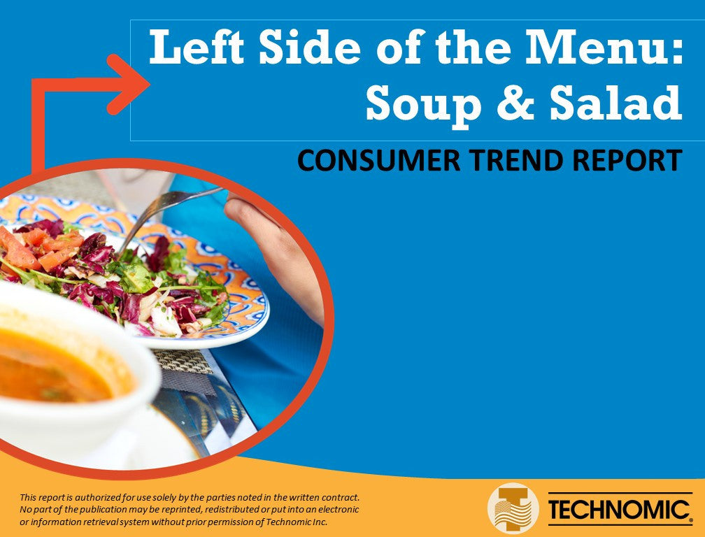 2016 Soup & Salad Consumer Trend Report