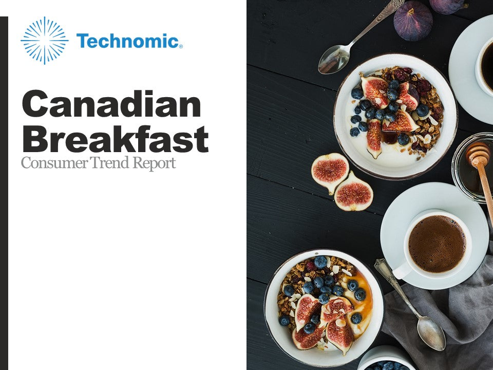 2017 Canadian Breakfast Consumer Trend Report