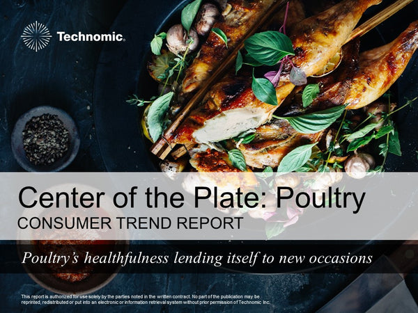 2017 Center of the Plate: Poultry Consumer Trend Report