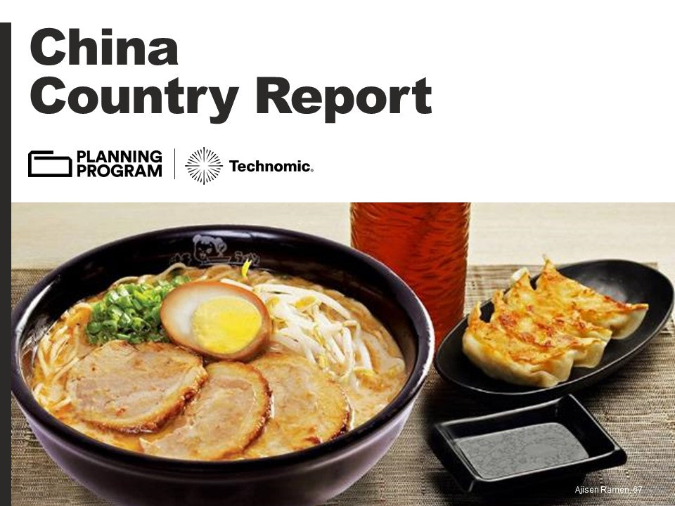 2018 China Country Report