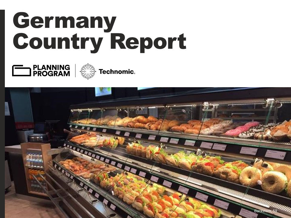 2018 Germany Country Report