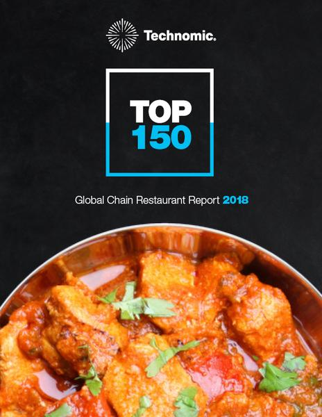 2018 Top 150 Global Chain Restaurant Report