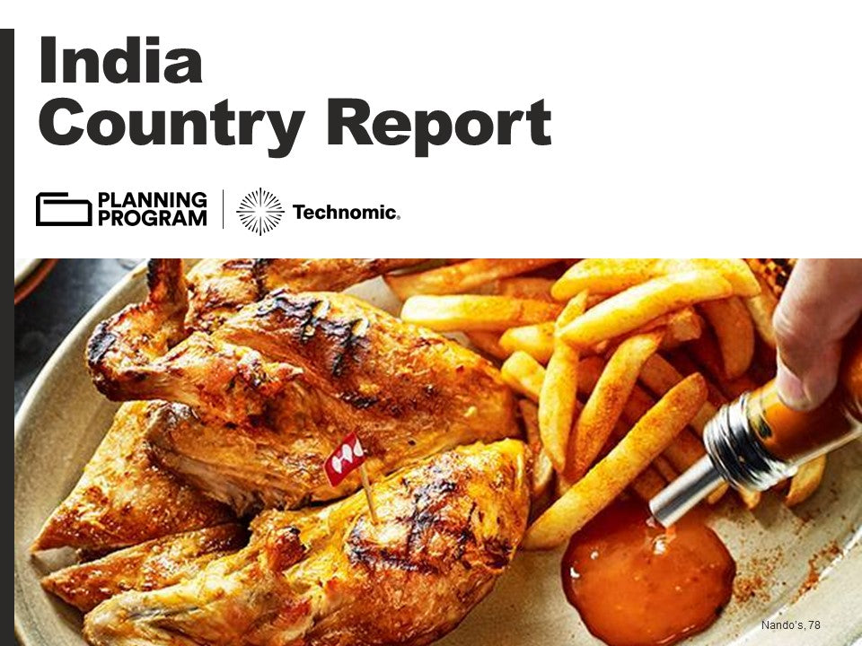 2018 India Country Report