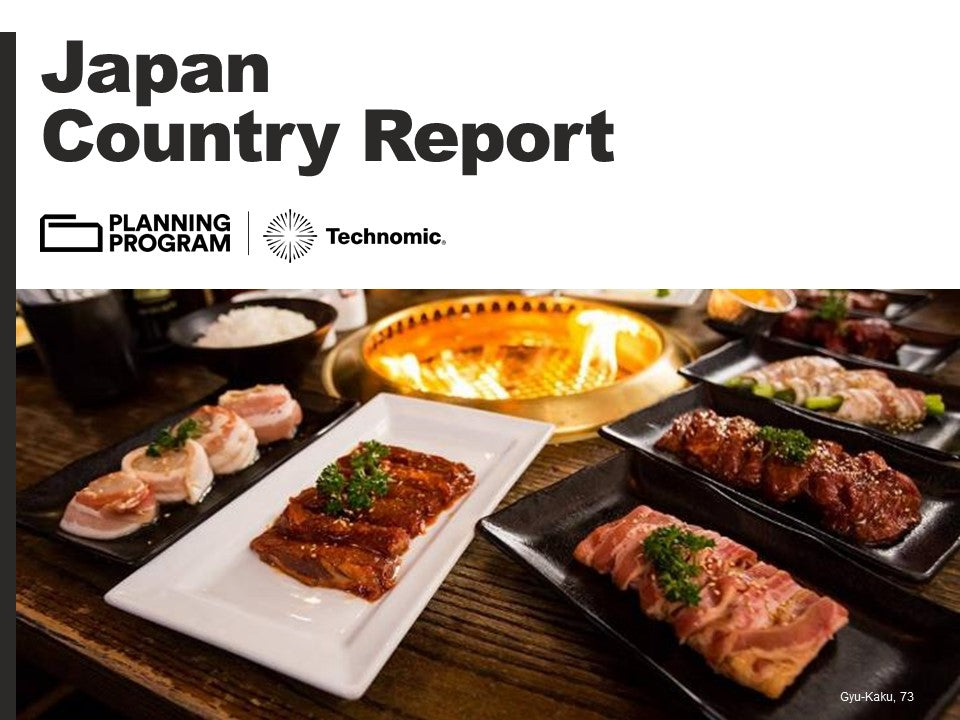 2018 Japan Country Report