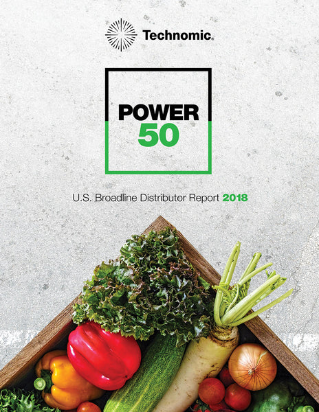 Power 50 U.S. Broadline Distributor Report