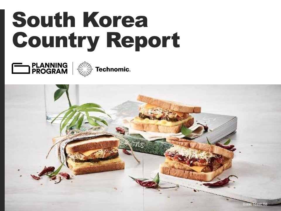 2018 South Korea Country Report