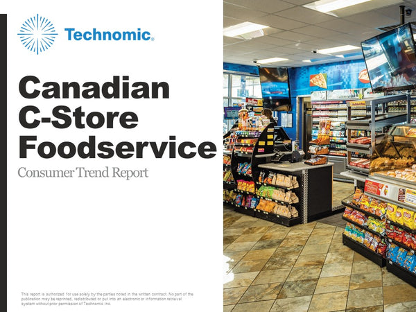 2018 Canadian C-Store Foodservice Consumer Trend Report