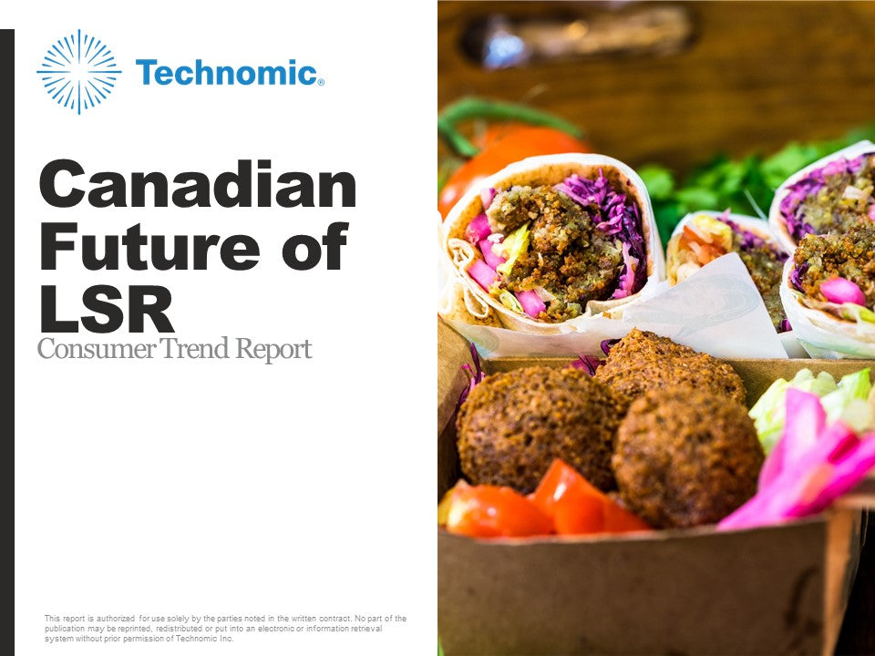 2018 Canadian Future of LSR Consumer Trend Report