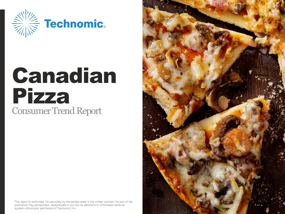 2018 Canadian Pizza Consumer Trend Report