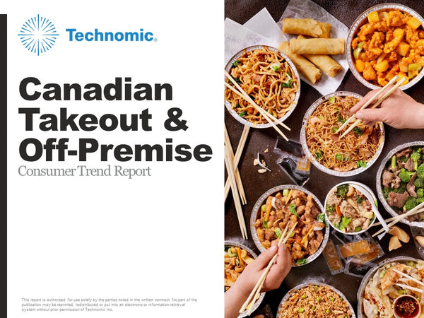 2018 Canadian Takeout & Off-Premise Consumer Trend Report