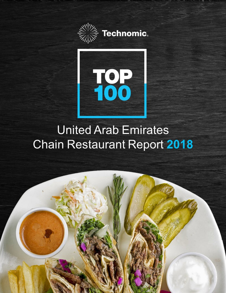 United Arab Emirates Top 100 Chain Restaurant Report