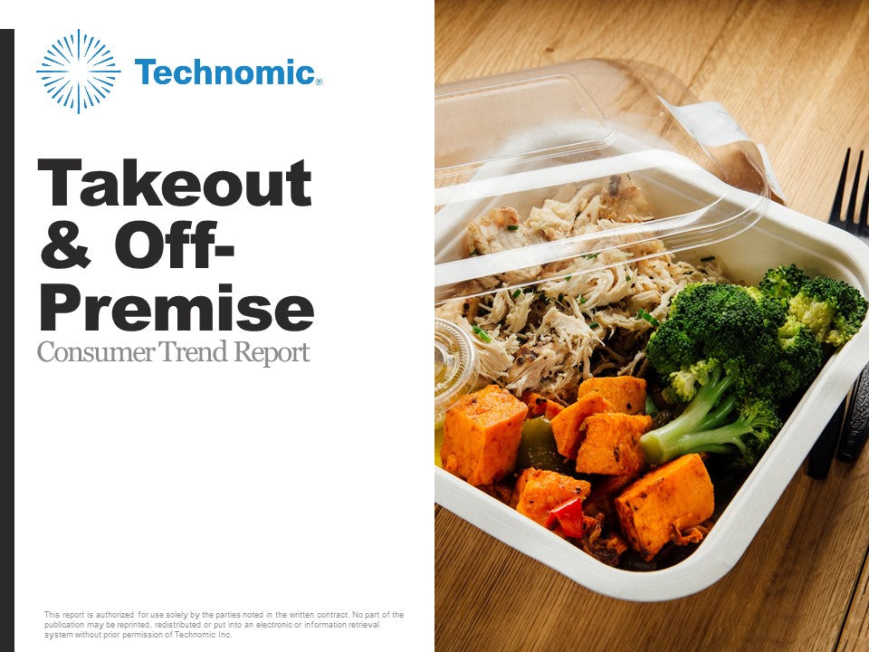 2018 Takeout & Off-Premise Consumer Trend Report