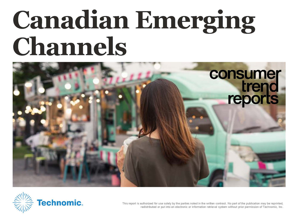 2019 Canadian Emerging Channels Consumer Trend Report
