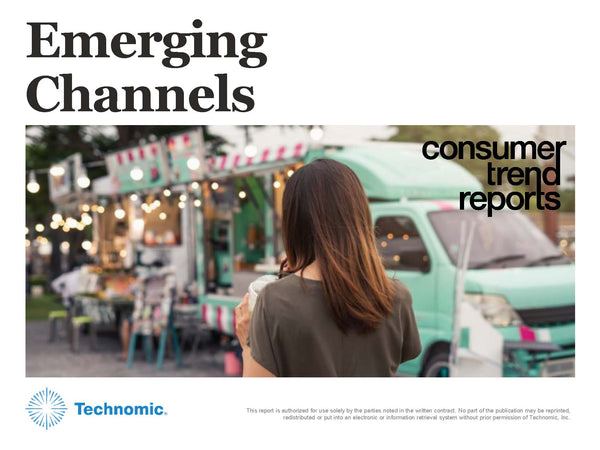 2019 Emerging Channels Consumer Trend Report
