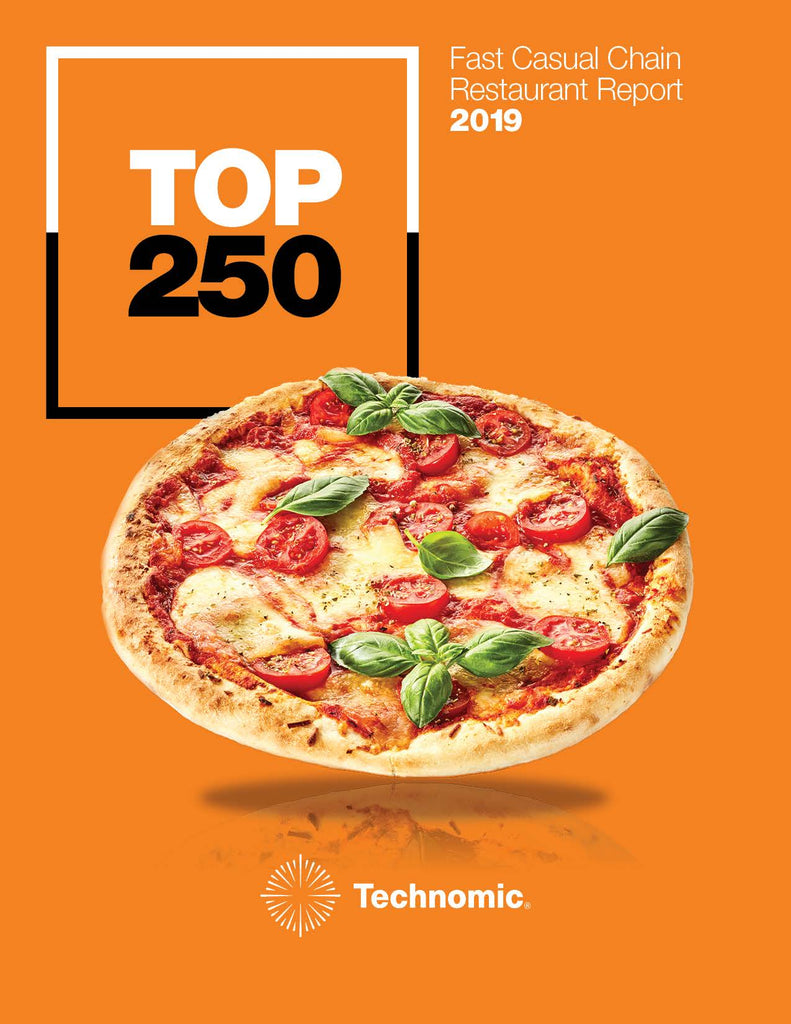 Top 250 Fast-Casual Chain Restaurant Report