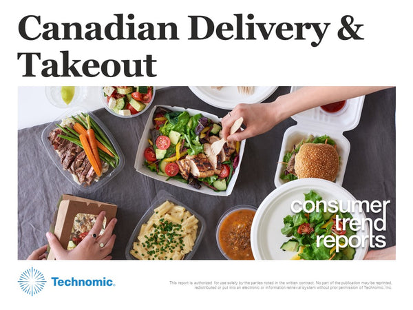 Canadian Takeout & Delivery Consumer Trend Report