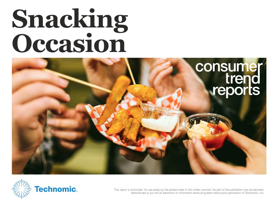 Snacking Consumer Trend Report