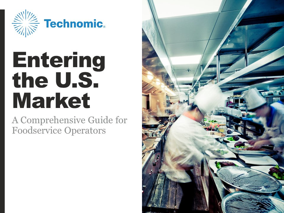 Entering the U.S. Market: A Comprehensive Guide for Foodservice Operators