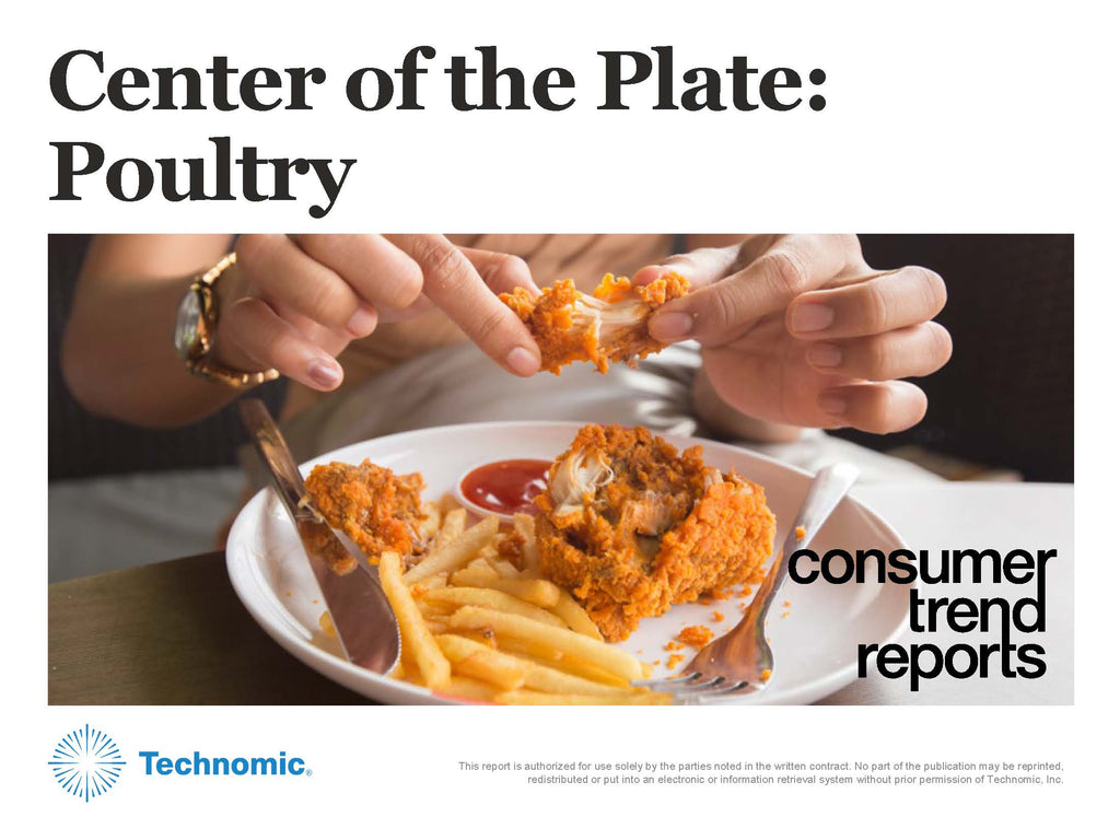 2019 Center of the Plate: Poultry Consumer Trend Report