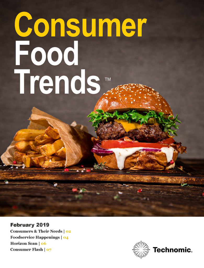 Consumer Food Trends
