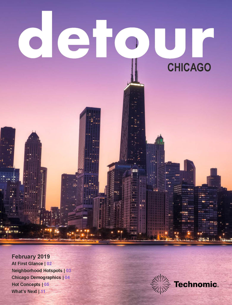 Detour: Chicago