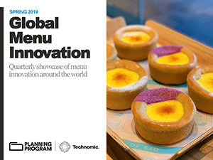 Global Menu Innovation Report