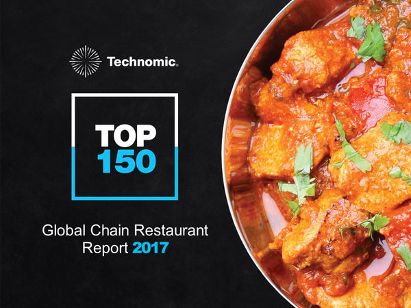 2017 Top 150 Global Chain Restaurant Report