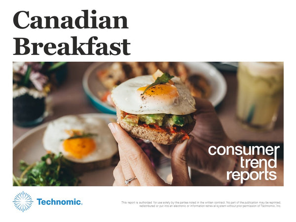 Canadian Breakfast Consumer Trend Report