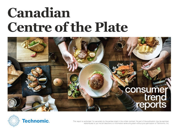 2019 Canadian Centre of the Plate Consumer Trend Report