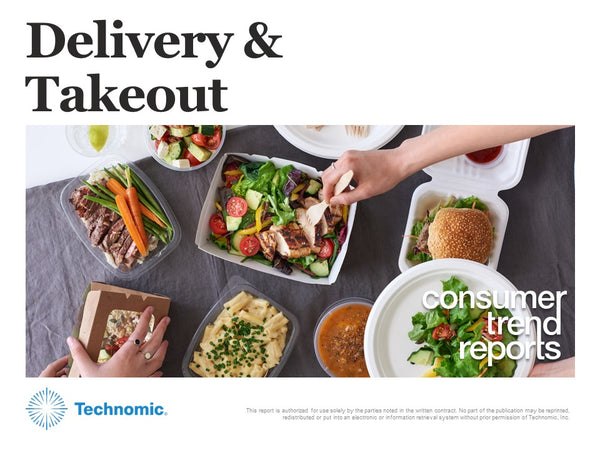 Delivery & Takeout Consumer Trend Report