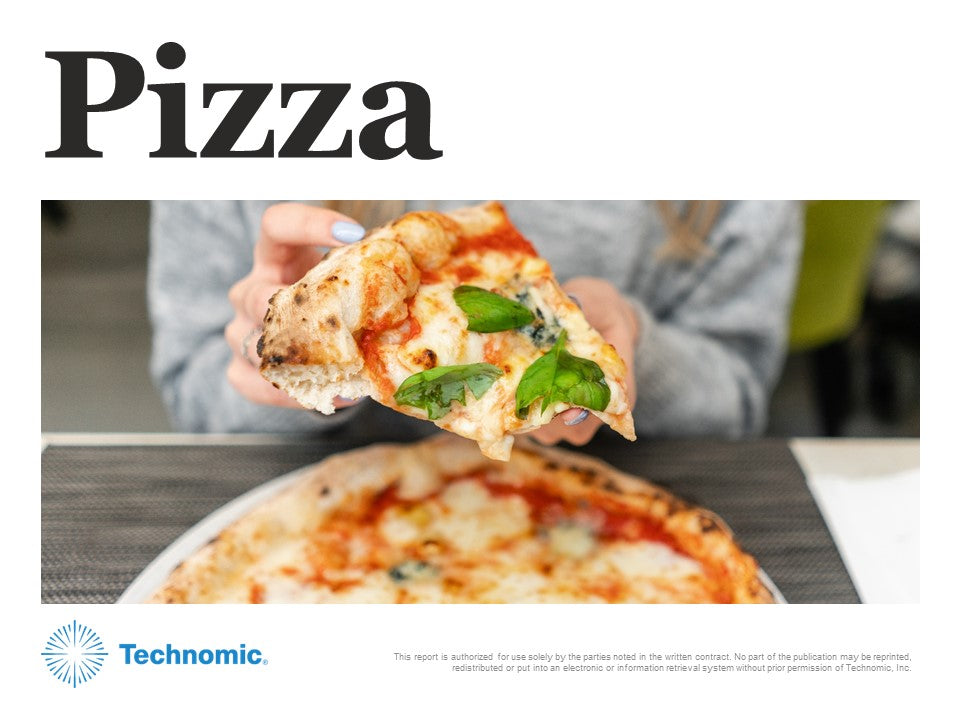 Pizza Consumer Trend Report