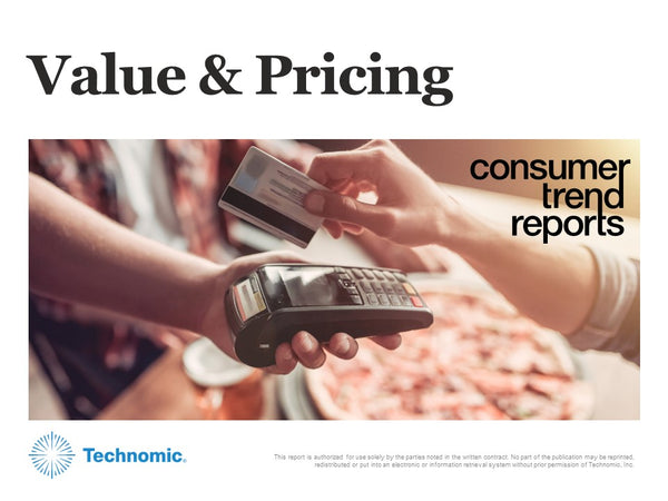 Value & Pricing Consumer Trend Report