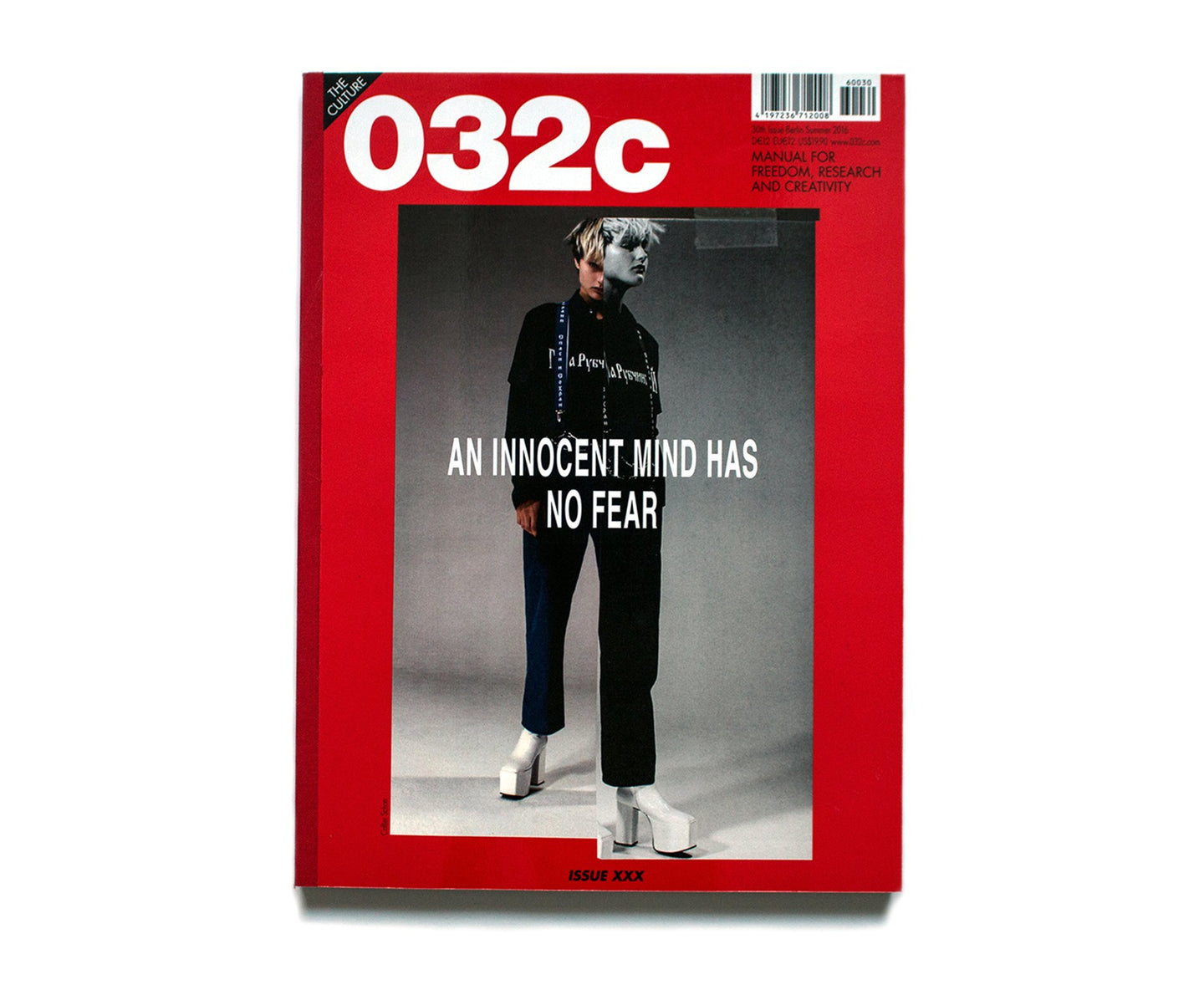 032c Issue 30 NO FEAR