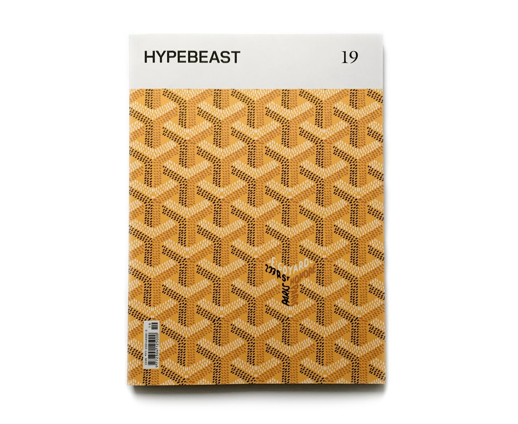 HYPEBEAST 19 - The Temporal Issue