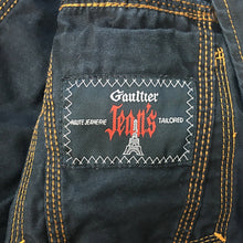Load image into Gallery viewer, Vintage Gaultier Jeans Women Cropped Denim Jacket
