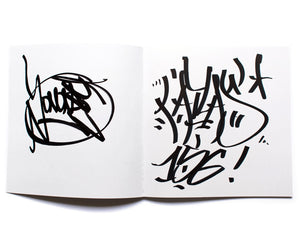 (Signed) Names - JONONE / L'ATLAS
