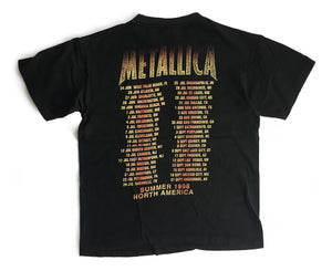 Metallica North America Summer 1998 T-Shirt