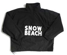 Load image into Gallery viewer, Polo Ralph Lauren Snow Beach Black Pullover Jacket