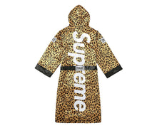 Load image into Gallery viewer, Supreme Everlast Satin Hooded Boxing Robe