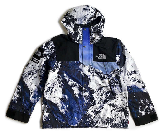 Supreme The North Face Mountain Jacket FW17