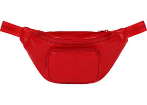 Supreme Lacoste Waist Bag Red