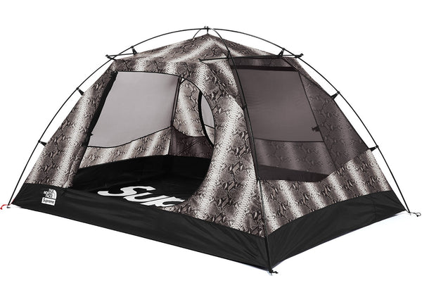 Supreme The North Face Snakeskin Tent Black