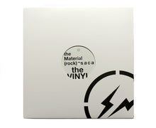 "Load image into Gallery viewer, Sacai / Fragment Design Vinyl ""The Material Rock"""