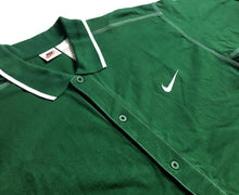 Load image into Gallery viewer, Vintage Nike Button Up T-Shirt