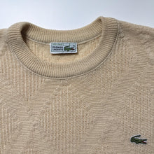 Load image into Gallery viewer, Vintage Lacoste Beige Sweater