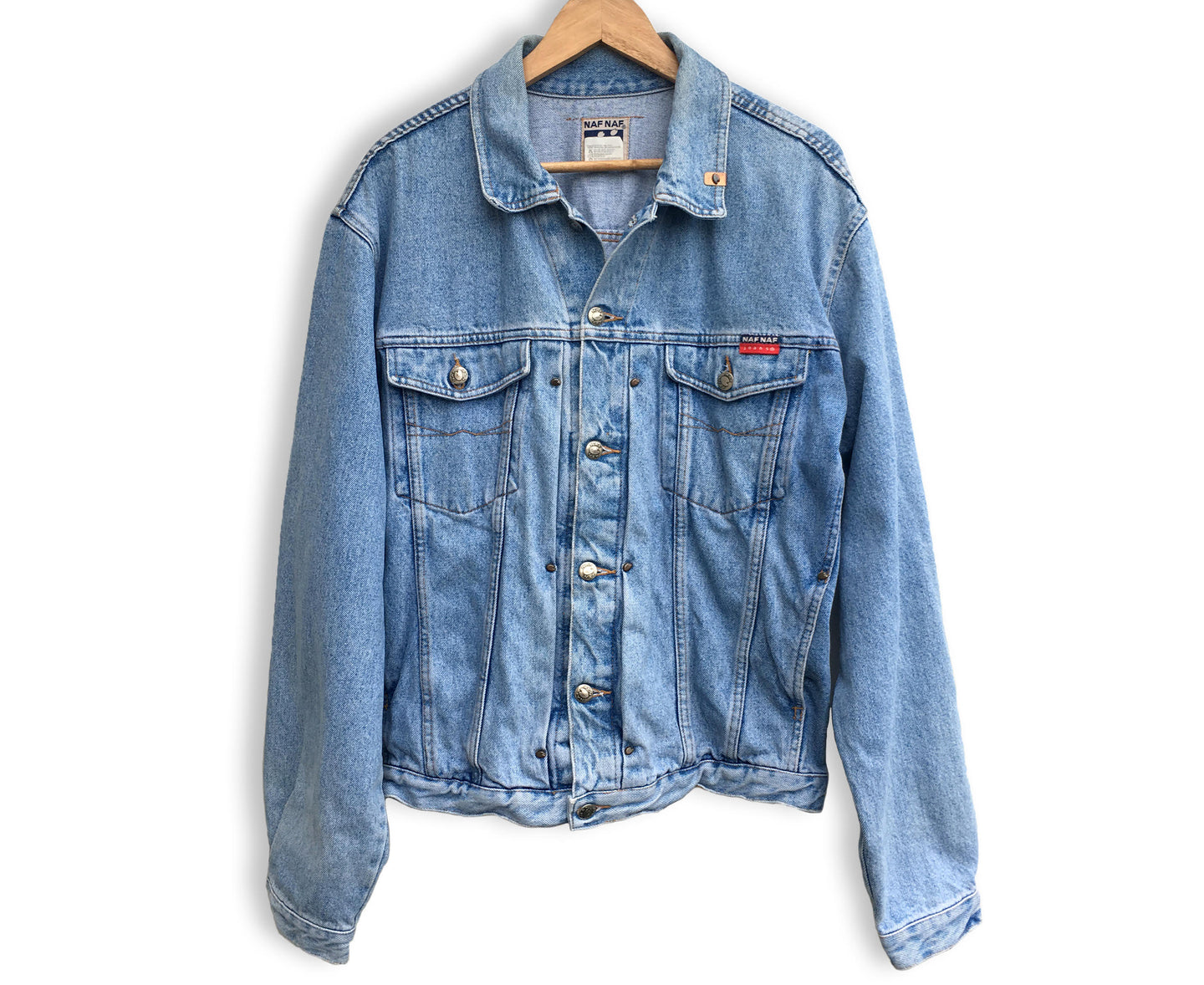 Vintage Naf Naf Denim Jacket