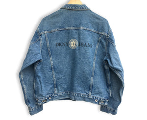 Vintage DKNY Jeans Denim Jacket