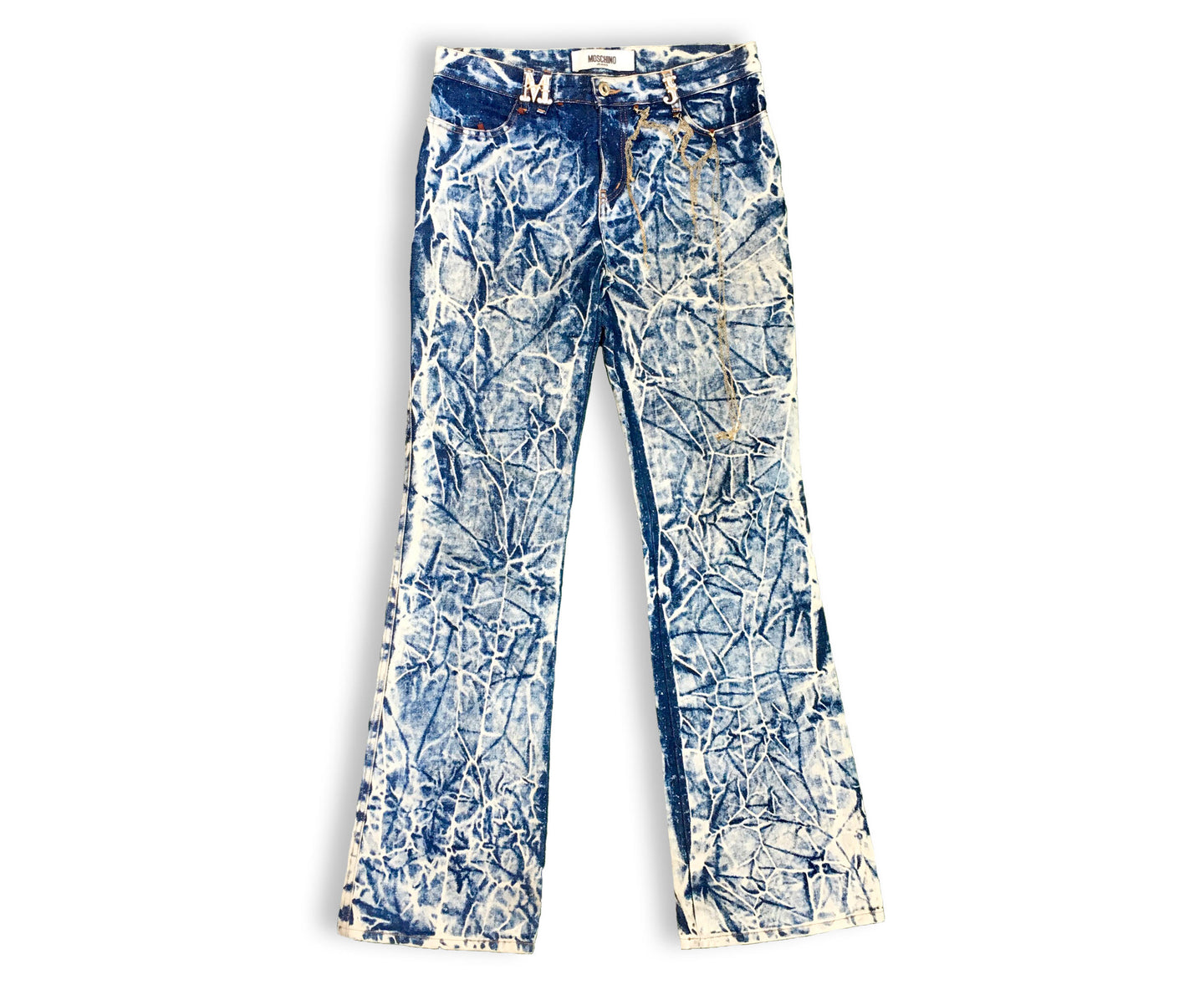 Vintage Moschino Womens Jeans