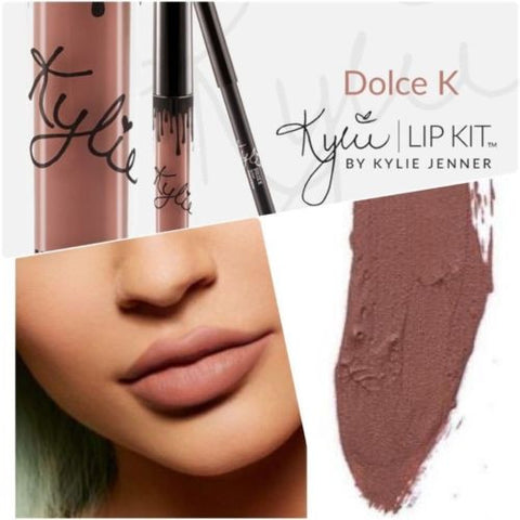Image result for dolce k kylie lip kit